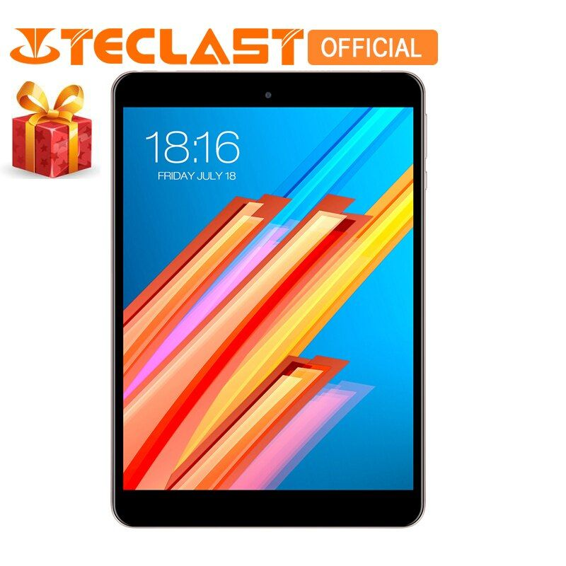 Teclast M89 Android 7.0 Tablet PC Hexa Core 3GB+32GB MTK8176 2.1GHz 7.9 inch GPS OTG Double Cameras Dual WiFi TF HDMI Type-C