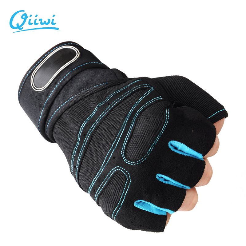 Fitness Gloves Heavyweight Sports Exercise Weight Lifting Gloves Body Building Training Sport Gym Gloves M-XL Size