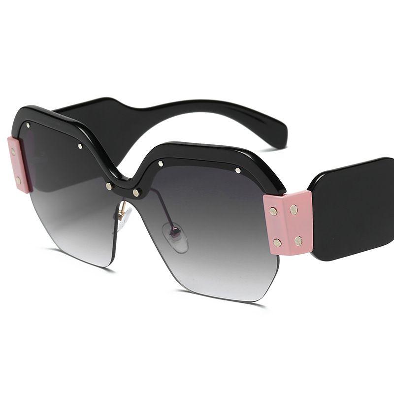 Sunglasses tide restoring ancient ways is the newkjgagkgki PQD1-25sround sunglasses 2018 glasses