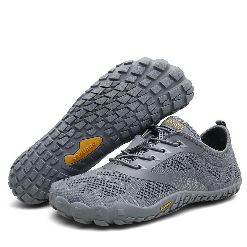 Chaussures eau hommes été respirant Aqua chaussures caoutchouc en amont chaussures femme plage sandales plongée natation chaussettes Tenis Masculino