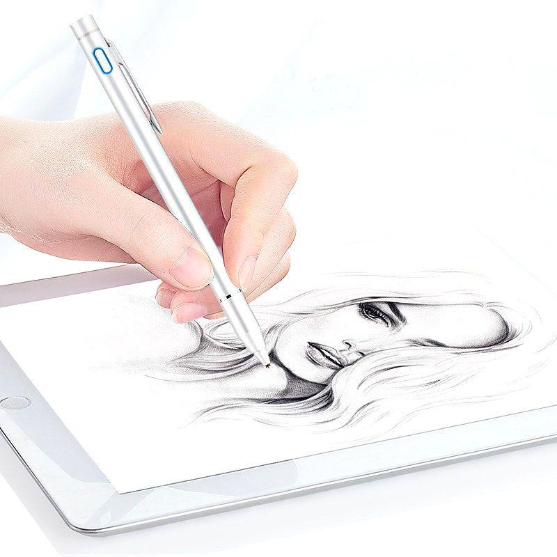 Für iPad 5/6/Air 2/Pro 11 Hohe präzision Aktive Stylus Touch Screen Für iPad 9,7 2017 2018 Tablet Kapazitive Bleistift Stift