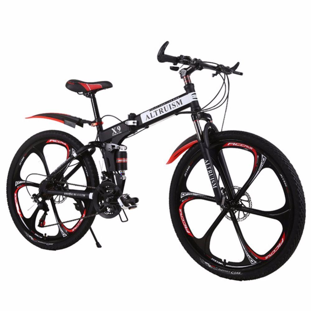 Heißer Verkauf Altruism Mountainbikes 26-Zoll Stahl 21-Speed Fahrräder X9 Dual Disc Bremsen Variable Speed Straße bike Racing Fahrrad