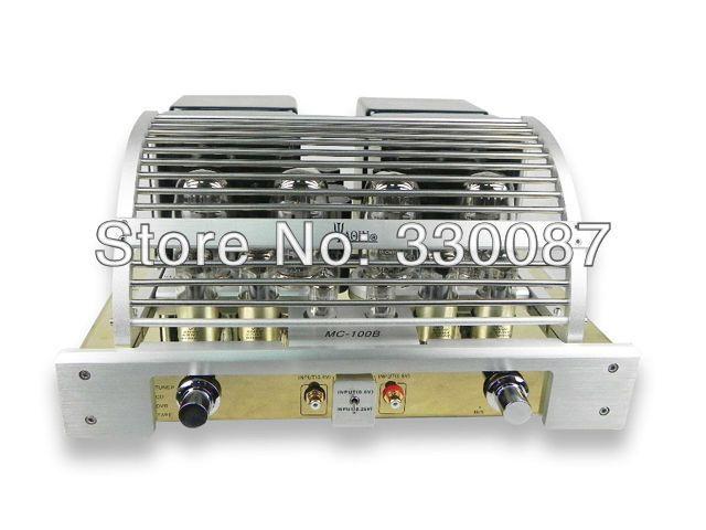 Amplifier Vaccum Integrated PushPull Stereo Class A YAQIN MC-100B KT88 Tube
