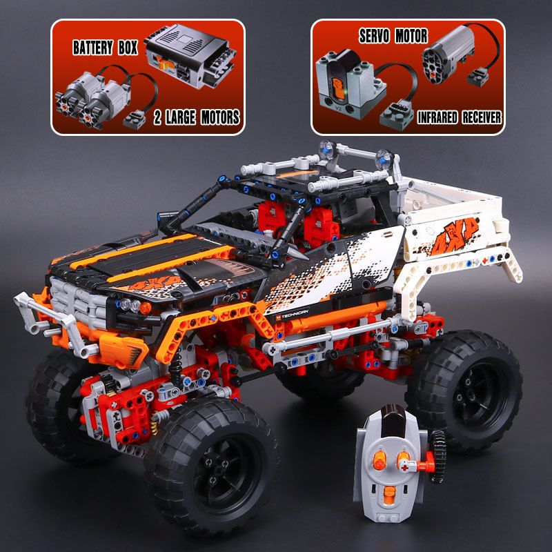 L Models Building toy Compatible with Lego L20014 1386PCS Blocks Toys Hobbies For Boys Girls Model Building Kits