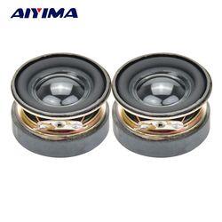 Aiyima 2pcs 1.5 inch 40mm 4ohm 3w Full range Speaker top mini audio accessories