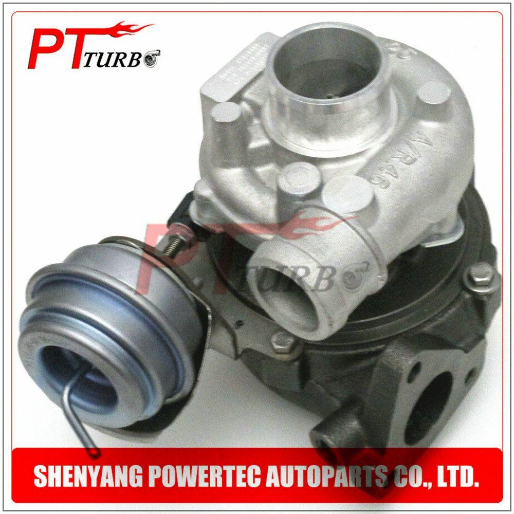 New complete turbocharger full turbo GT1649V 757886 / 757886-5003S / 28231-27400 for Hyundai Tucson KIA Sportage II 2.0 CRDi