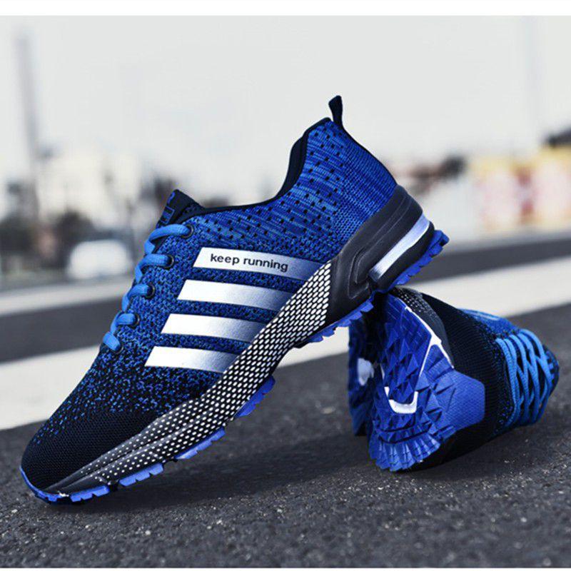 Chaussures de course respirantes mode chaussures de sport de grande taille 48 chaussures décontractées pour hommes populaires 47 chaussures confortables pour Couple de femmes 46