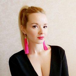 Lzhlq Vintage Etnis Panjang Rumbai Anting-Anting Wanita 2019 Fashion Merek Perhiasan Geometris Alloy Plating Sederhana Menjuntai Drop Anting-Anting