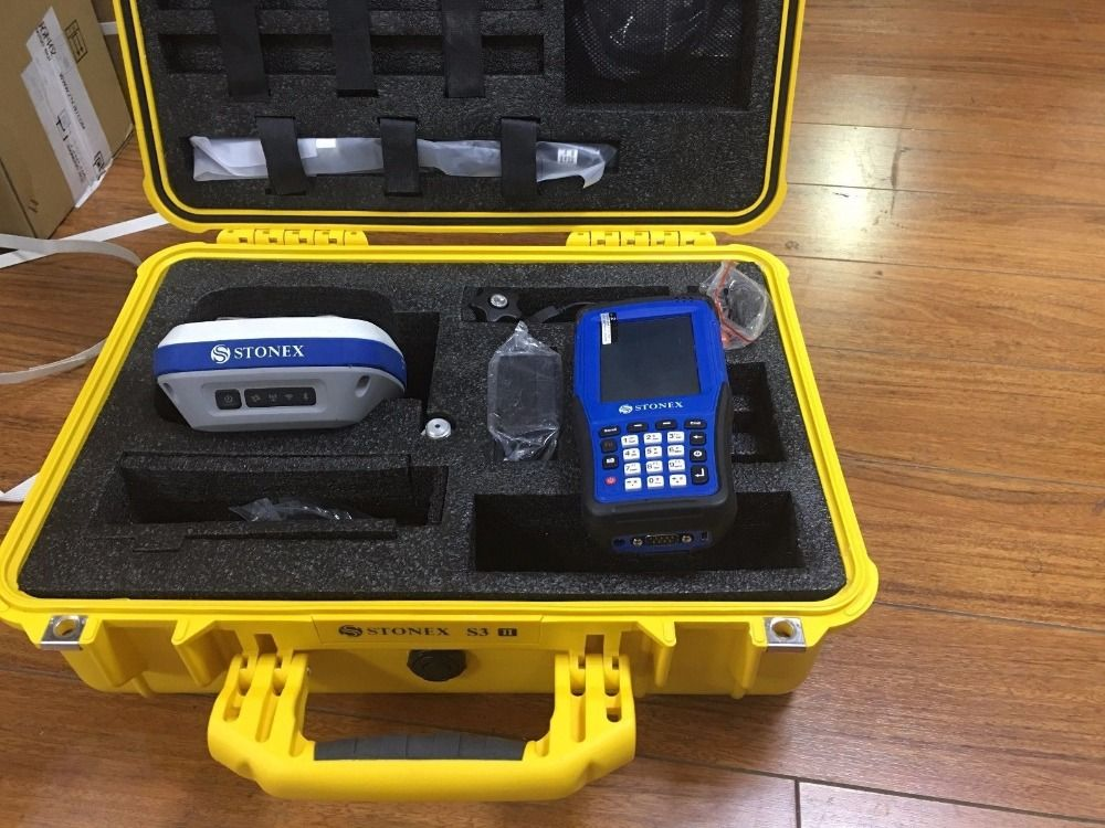 NEW S tonex GNSS RTK with Carlson survce 5.07
