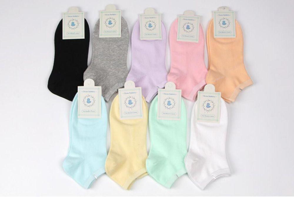 2017 New Warm mdl-YAAs Socks Women Soft Sweat Uptake Breathable Cotton Socks  winter fashion Socks 5Pairs