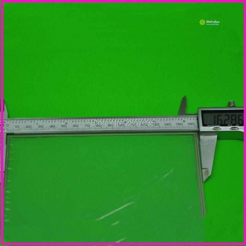 NEUE 7 zoll 4 linie Für Auto DVD touchscreen panel LM70TQ123 163mm * 97mm dies ist kompatibel 163*97 TouchSensor FreeShipping