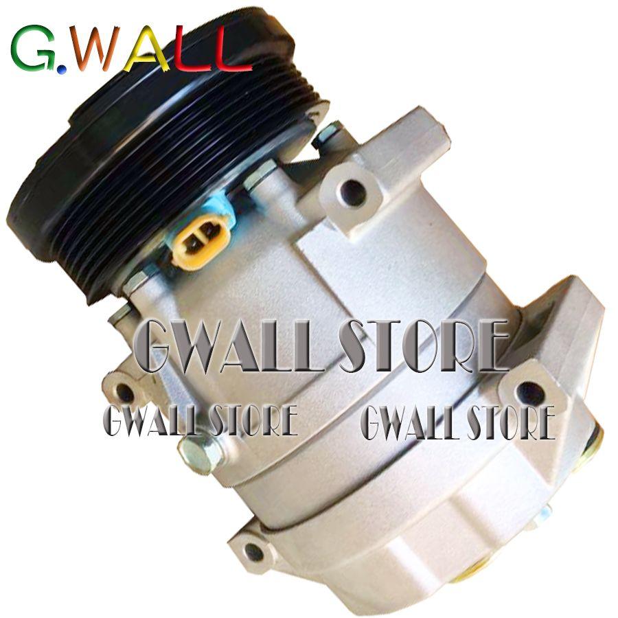 Auto AC Compressor For Chevrolet Epica 2.0 2.5 2005-2017 95905493, 95954659, 95966771, 96409087, 96942142