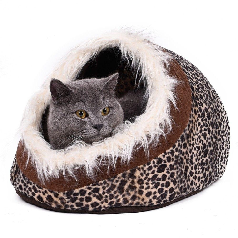Nouveauté maison pour animaux de compagnie pour chiot chat chien léopard Gain/Zebry/empreintes de patte/motif de cœurs de pêche 5 choix lit pour chien produit pour animaux de compagnie usine
