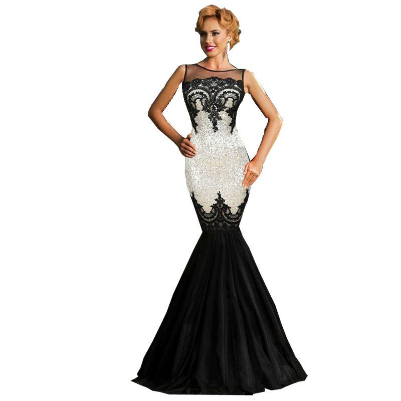 R80196 vente chaude sans manches vintage paillettes robes de soirée maxi sirène beaucoup de couleur bling soirée réel échantillon robe élégante