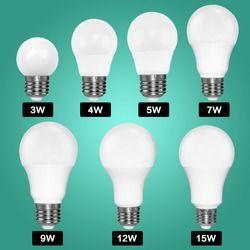 Ampoule Led E27 E14 Bombillas Lampe Spotlight Lumière Lampada Diode cfl Ampoule SMD 2835 3 W 5 W 9 W 220 V 110 V Décor À La Maison D'énergie économie