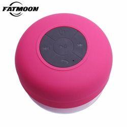 FATMOON Portable Speaker Mini bluetooth speaker Shower speakers Wireless waterproof soundbar mp3 player For xiaomi samsung phone