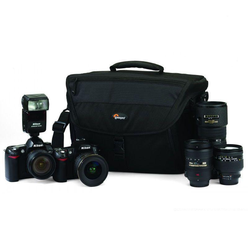 2017 Hot Sale Lowepro Nova 200 AW (Black) Single Shoulder Bag Camera Bag Camera Bag To Take Cover