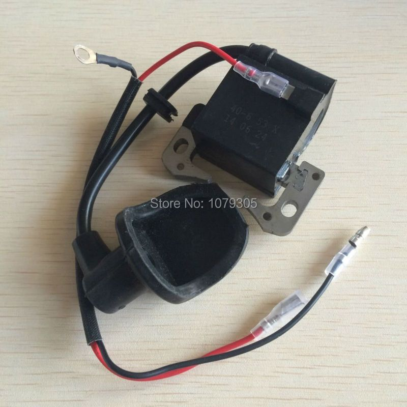 40-6 CG411 Brush cutter grass trimmer ignition coil High quality