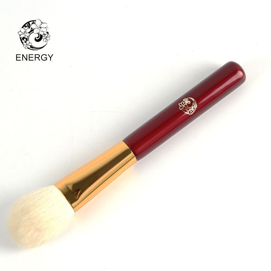 ENERGY Brand Professional Goat Hair Blush Brush Makeup Brushes Make Up Brush Pinceaux Maquillage Brochas Maquillaje Pincel L206