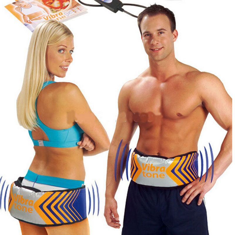 Massage Belt.Body Wrap Electric Beauty Care Slimming Massage Belt Vibra RELAX Vibrating Fat Burning Weight Loss Losing Effective
