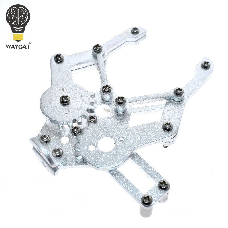 WAVGAT Manipulator Mechanische Arm Paw Greifer Clamp kit Für Roboter MG995 MG996R