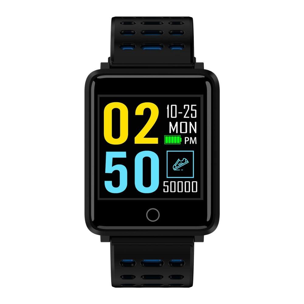 NIYOQUE F3 Smart Wristband Blood Pressure <font><b>Measurement</b></font> Smart Bracelet Fitness Tracker Heart Rate Monitor Long Standby Sport Band