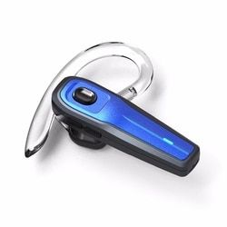Bluetooth Headset Wireless Earpiece with Mic Hands Free Headphones Earbuds for Office/ Sport/ Drive for iPhone Android