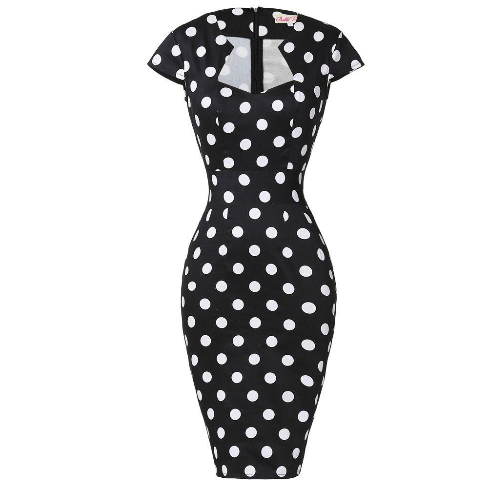 Femmes grande taille robes moulantes Rockabilly Vêtements 2018 Floral D'été décontracté Partie robe de bureau Sexy 50 s Vintage robe moulante
