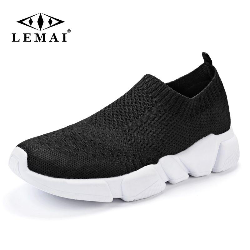 Lemai Для женщин Обувь для прогулок на лето и весну outsdoor Спорт тапки уникальный Особенности удобные кроссовки Zapatillas Mujer дамы fb035