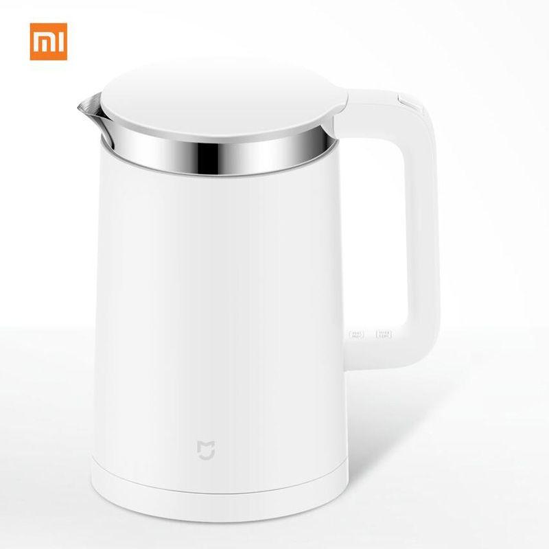 Original XiaoMi Mi Mijia 1.5L Constant Temperature Control Electric Water Kettle 24 <font><b>Hour</b></font> thermostat Support with Smart APP