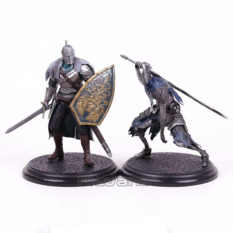 Dark Souls Faraam Knight / Artorias The Abysswalker PVC Figure Collectible <font><b>Model</b></font> Toy 2 Styles