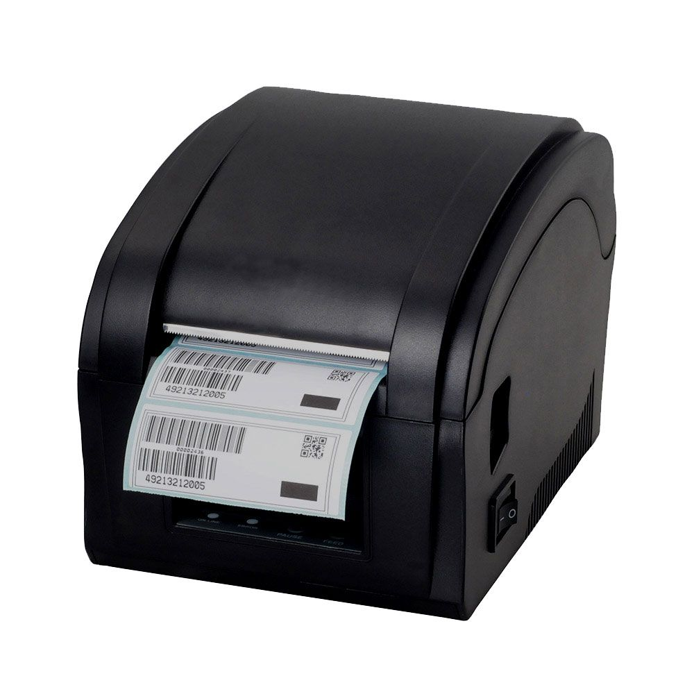 High quality Qr code sticker printer barcode printer Thermal adhesive <font><b>label</b></font> printer clothing <font><b>label</b></font> printer