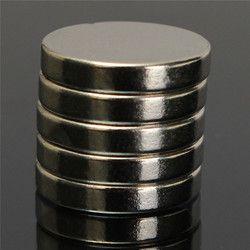 15mm x 3mm 10 pcs N50 Forte Disque Rond Cylindre MagnetS Rare Earth Néodyme Aimant Permanent Puissant Aimant nouvelle Arrivée
