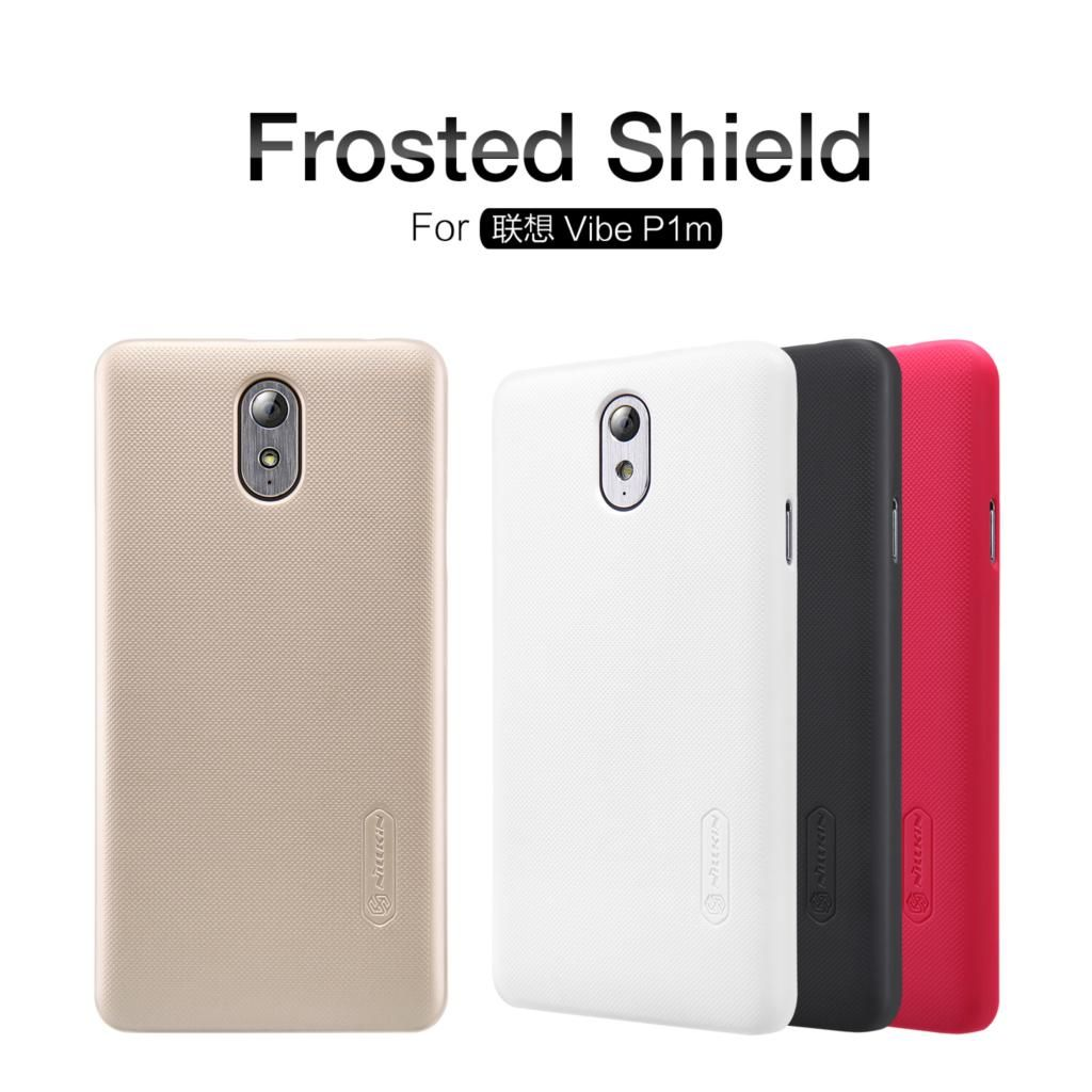 Nillkin Frosted Shield Phone Case For Lenovo Vibe P1m (5.0