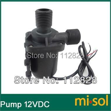 12VDC mikropumpe G1/2