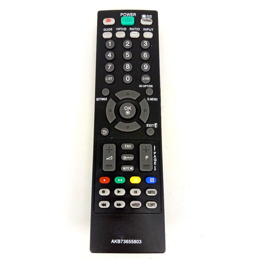 Nouvelle télécommande pour LG AKB73655803 AKB73655802 TV 3D Fernbedienung