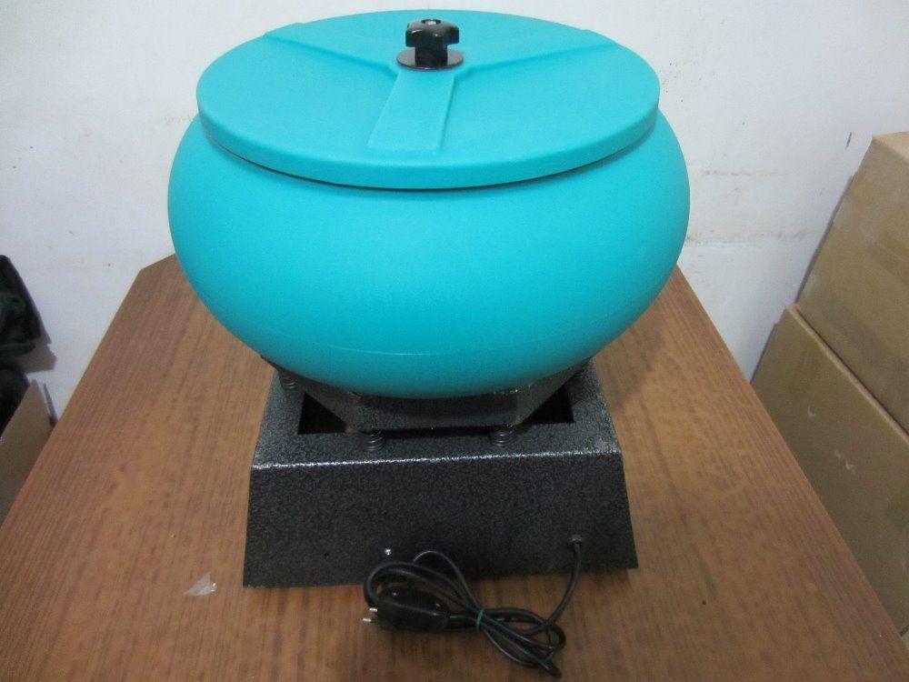 17 ''Super Grand Vibrant Tumbler Wet Dry Polisseuse Polissage Machine, bijoux/Métal Polisseuse