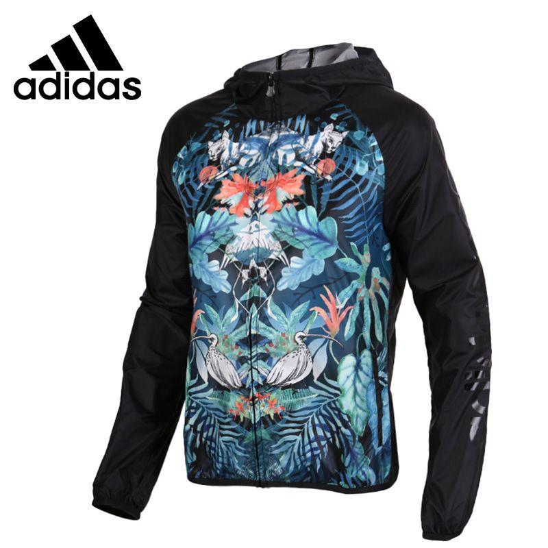 Original Neue Ankunft 2017 Adidas NEO Label W FV KUNST WB frauen jacke Kapuze Sport