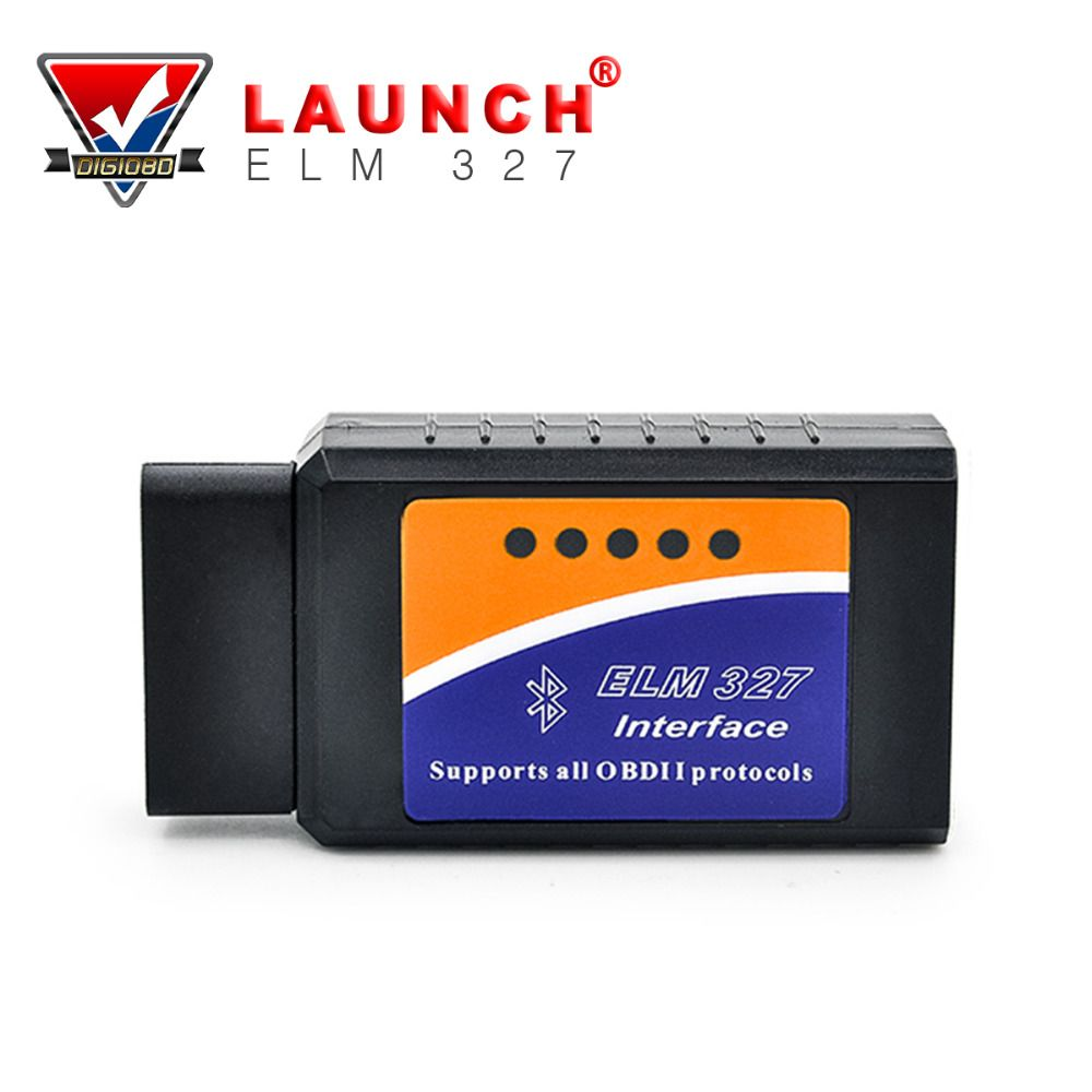 PIC18F25K80 Chip Super OBD2 ELM327 WIFI/Bluetooth V1.5 Hardware Works Android/iOS ELM 327 For Android Phone Works Diesel