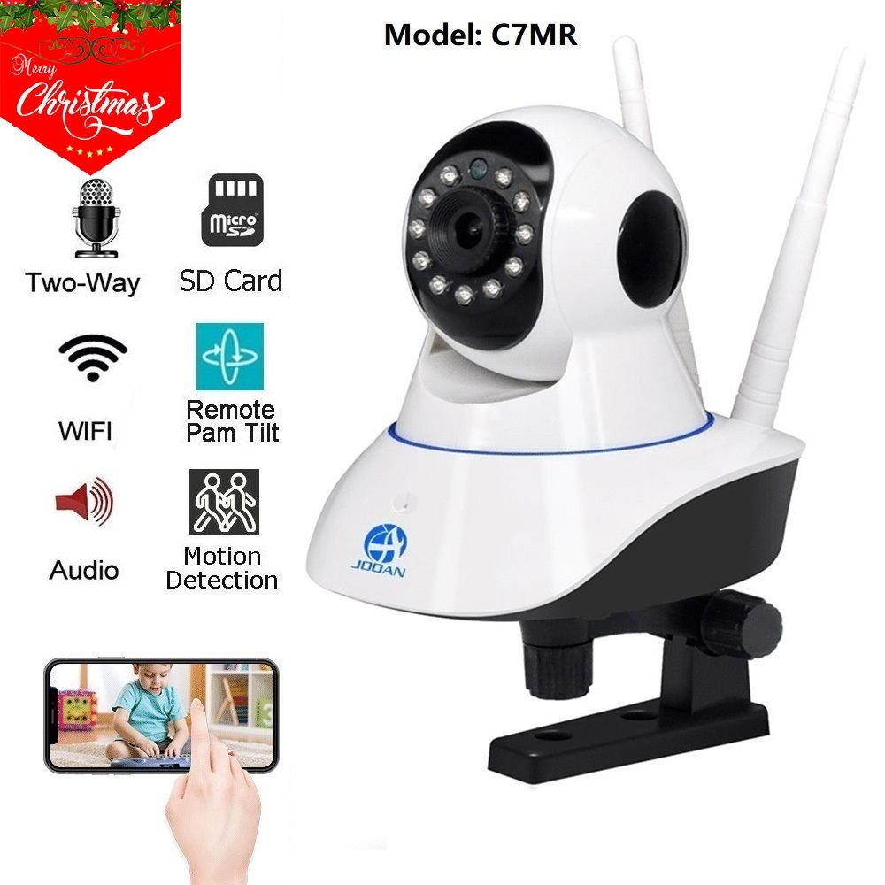 Security IP Camera WiFi Wireless Network Mini Camera Surveillance Wi-fi 720P Night Vision Cloud Indoor CCTV Camera Baby Monitor