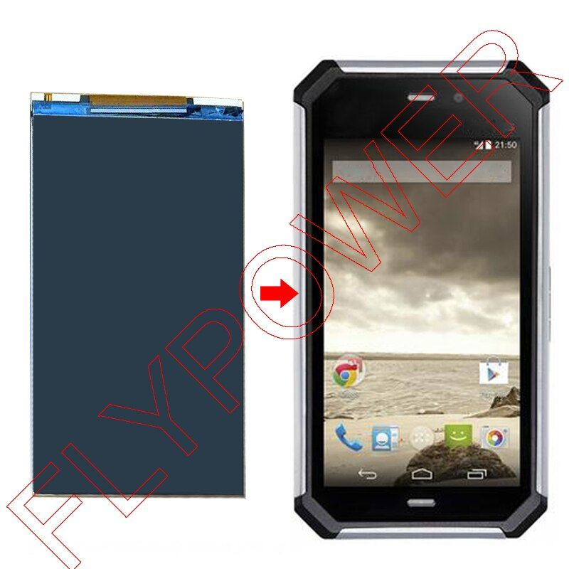 For CAT S50 lcd screen display by free shipping; 100% warranty