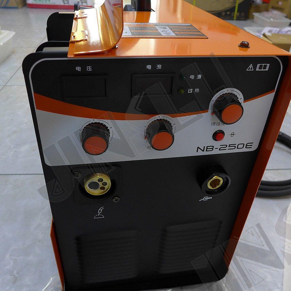 Jasic IGBT MIG 200A CO2 MIG welding machine MIG 200 mig mag welding machine NB-250E MIG-250 JINSLU