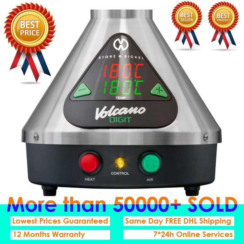 2018 August New Arrival Desktop Vaporizer Volcano Vaporizer With Easy Balloons Included Full Kit Free DHL Shipping Worldwide