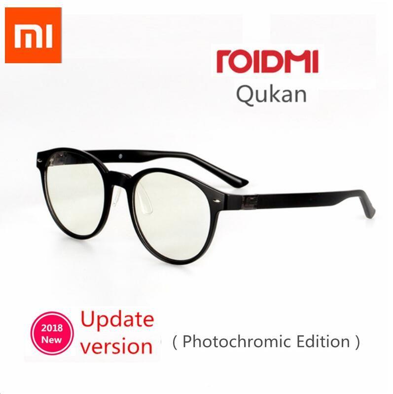 Xiaomi Mijia ROIDMI W1 update B1 Abnehmbare Anti-blau-rays Schutzglas Schutzbrille Für Mann Frau Spielen telefon/Computer/Spiel