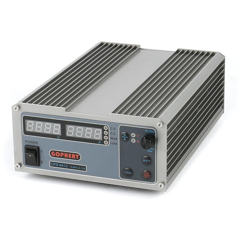 CPS-8412 High efficiency Compact Adjustable Digital DC Power Supply 84V 12A OVP/OCP/OTP Power Supply EU AU Plug
