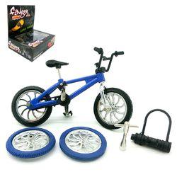Mini Paduan Jari Kotak Kit Film Trix Sepeda BMX Sepeda Jari alat Mainan BMX Sepeda Model TechDeck Gadget Novelty Gag Mainan Anak
