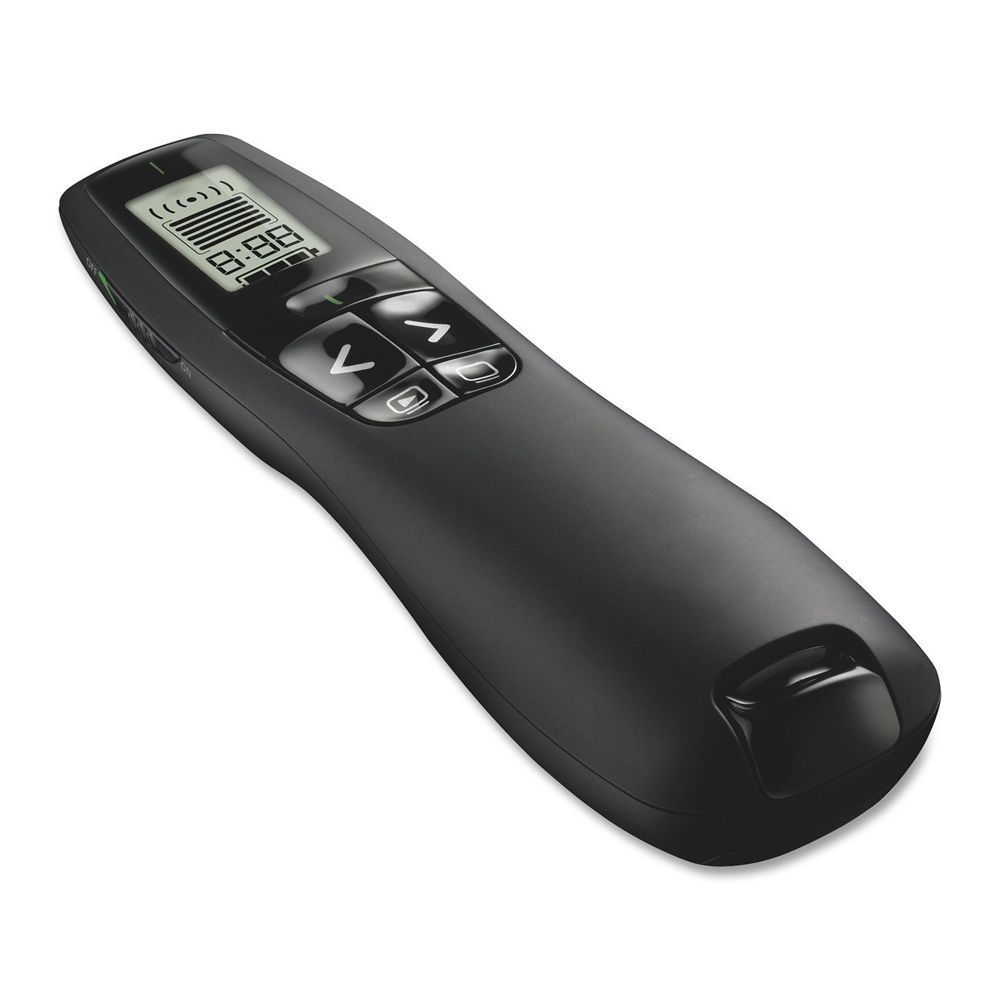 R800 2.4Ghz USB Wireless Presenter PPT Remote Control with Green Laser Pointer for Powerpoint Presentation