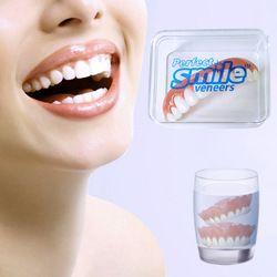 1 PC Sempurna Senyum Dub Dalam Stok Untuk Koreksi Gigi Veneers untuk Gigi Memberikan Sempurna Senyum Buruk Veneers Gigi Whitening Baru