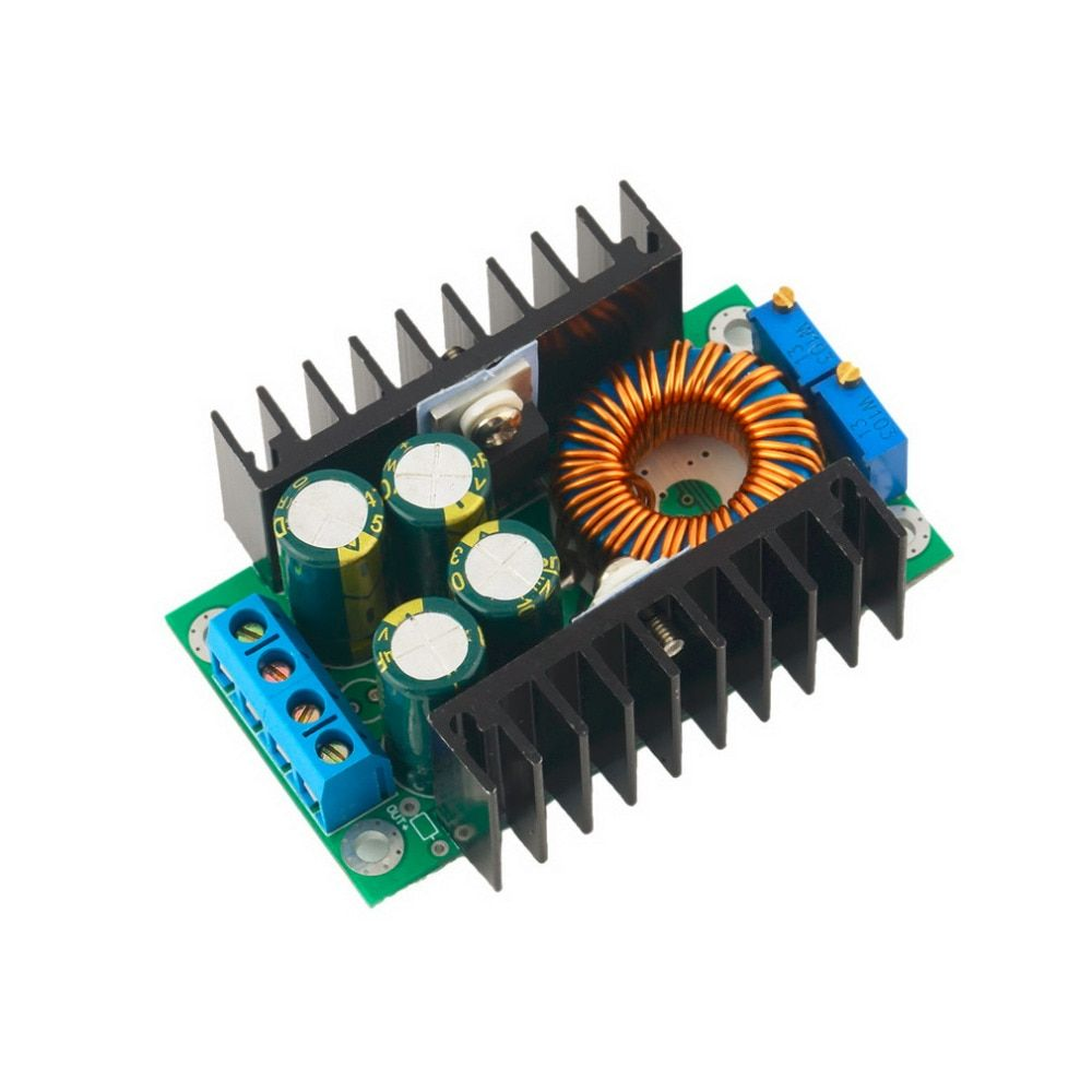 Step-down Power DC-DC-CM-LEBENSLAUF Buck Converter Supply Module 8-40 V Zu 1,25-36 V 12A Einstellbar 1 stücke Professionelle