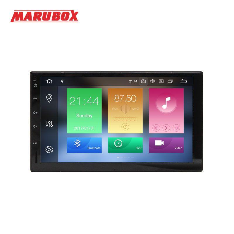 MARUBOX Universal 2 Din Android 8.0 4GB RAM 7
